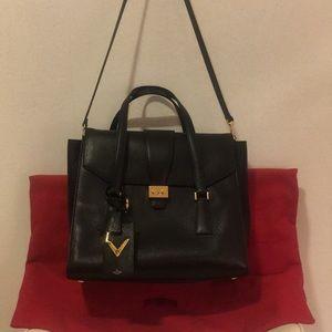 Cross body Valentino laptop brief bag